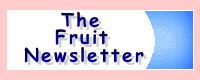 The Fruit Newsletter